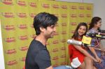 Patralekha, Tara Berry, and Gaurav Arora at radio mirchi studio to promote their film on 21st March 2016 (7)_56f0e79b73b68.JPG