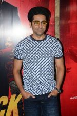 Ayushmann Khurrana at Rocky Handsome screening in Mumbai on 23rd March 2016 (1)_56f392885fcf9.JPG