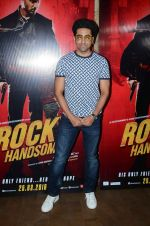 Ayushmann Khurrana at Rocky Handsome screening in Mumbai on 23rd March 2016 (83)_56f39263a4686.JPG