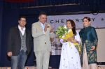 Boman Irani, Raveena Tandon with her kids Ranbirvardhan and Rasha as they are announced as brand ambassadors of ngo on 23rd March 2016 (40)_56f391ee88615.JPG
