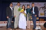 Boman Irani, Raveena Tandon with her kids Ranbirvardhan and Rasha as they are announced as brand ambassadors of ngo on 23rd March 2016
