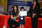 Jacqueline Fernandez at habitat for humaity event on 23rd March 2016