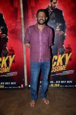 Nishikant Kamat at Rocky Handsome screening in Mumbai on 23rd March 2016