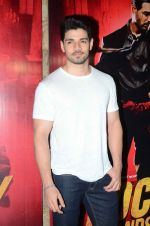 Sooraj Pancholi at Rocky Handsome screening in Mumbai on 23rd March 2016