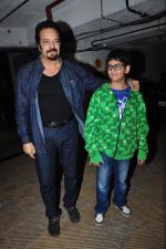Akbar Khan at Batman vs spiderman screening on 24th March 2016