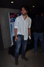 Ali Fazal at Batman vs spiderman screening on 24th March 2016