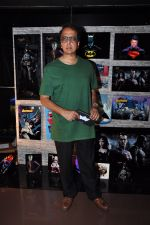 Anant Mahadevan at Batman vs spiderman screening on 24th March 2016