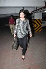 Anjali Tendulkar at Batman vs spiderman screening on 24th March 2016