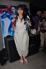 Archana Puran Singh at Batman vs spiderman screening on 24th March 2016