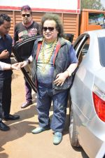 Bappi Lahiri at Holi Reloaded Bash on 24th March 2016