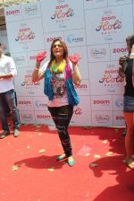 Deepshikha at Zoom Holi celebration on 24th March 2016 (182)_56f5196a5d958.JPG