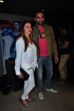 Esha Deol, Abhay Deol at Batman vs spiderman screening on 24th March 2016 (37)_56f51e2618de5.JPG
