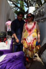 Govinda at Holi celebration on 24th March 2016 (16)_56f51891cef77.JPG