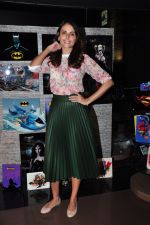 Mandana Karimi at Batman vs spiderman screening on 24th March 2016