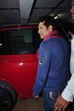 Sachin Tendulkar at Batman vs spiderman screening on 24th March 2016