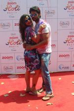 Sambhavna Seth at Zoom Holi celebration on 24th March 2016