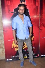 Sharad Kelkar at Rocky Handsome screening on 24th March 2016