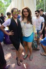 Shweta Pandit at Holi celebration on 24th March 2016 (46)_56f519006bbea.JPG