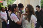 Shweta Pandit at Holi celebration on 24th March 2016 (47)_56f5190b7ff3b.JPG