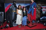 Vandana Sajnani at Batman vs spiderman screening on 24th March 2016