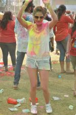 at Holi Reloaded Bash on 24th March 2016