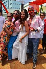 at Meet Brothers Holi Bash on 24th March 2016 (66)_56f51b0292c0e.JPG
