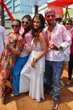 at Meet Brothers Holi Bash on 24th March 2016 (67)_56f51b0480777.JPG