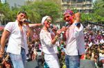 at Meet Brothers Holi Bash on 24th March 2016