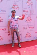 at Zoom Holi celebration on 24th March 2016