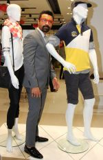 Ajaz Khan at the launch of Reliance Trends Store at infinity 2, Malad, Mumbai.1