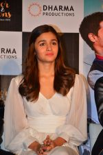 Alia Bhatt at Kapoor and Sons Success Meet on 25th March 2016