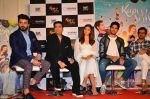Alia Bhatt, Sidharth Malhotra, Fawad Khan, Karan Johar at Kapoor and Sons Success Meet on 25th March 2016 (122)_56f68efec0f42.JPG