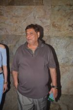 David Dhawan at Lightbox screening on 25th March 2016