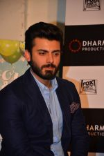 Fawad Khan at Kapoor and Sons Success Meet on 25th March 2016