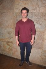 Girish Kumar at Lightbox screening on 25th March 2016