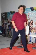 Rishi Kapoor at Kapoor and Sons Success Meet on 25th March 2016