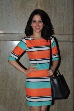 Tamannaah Bhatia snapped at Telugu film Oopiri screening on 25th March 2016