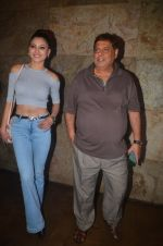 Urvashi Rautela at Lightbox screening on 25th March 2016