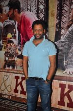 Resul Pookutty at ki and ka screening in Mumbai on 26th March 2016 (63)_56f7d254d7c94.JPG
