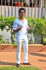 Sonu Sood during the ad shoot of Texmo Pipe Fittings in Mumbai on March 26, 2016 (24)_56f7cfaf2c646.JPG