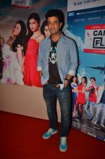 at the launch of film Canada Flight on 26th March 2016