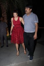 Jacqueline Fernandez snapped on 27th March 2016