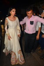 Aditi Rao Hydari at bhansali party for national award declare on 28th March 2016