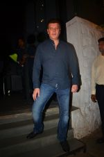 Aditya Pancholi at bhansali party for national award declare on 28th March 2016