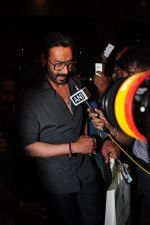 Ajay Devgan hounded by media after Padma Shri award on 28th March 2016