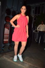 Anjana Sukhani at bhansali party for national award declare on 28th March 2016