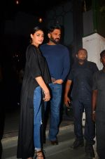 Athiya Shetty, Sunil Shetty at bhansali party for national award declare on 28th March 2016