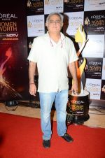 Hansal Mehta at NDTV Loreal Women of Worth Awards on 28th March 2016