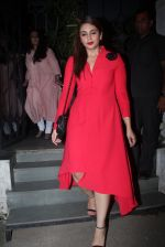 Huma Qureshi at bhansali party for national award declare on 28th March 2016