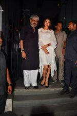 Jacqueline Fernandez at bhansali party for national award declare on 28th March 2016